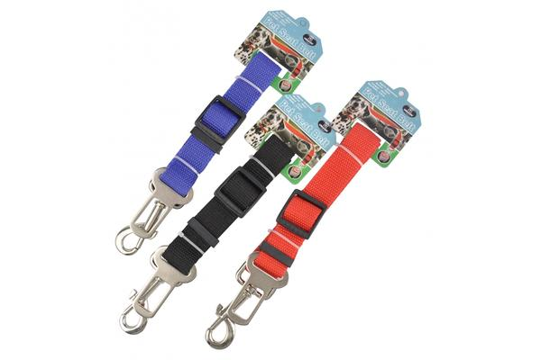 Pet Seat Belt-Blue