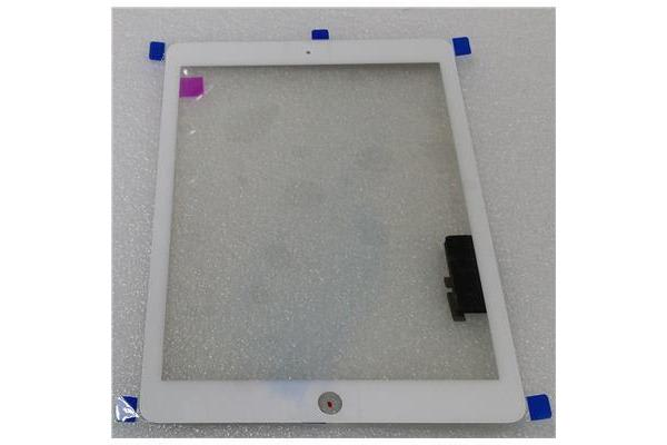 OEM iPad Air Touch Screen Digitizer (White) without tape