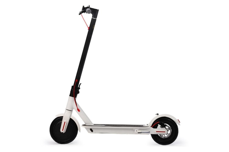 Bullet Folding Electric Scooter with Xiaomi Mi Fitness Band E-Bike Foldable Adults Kids