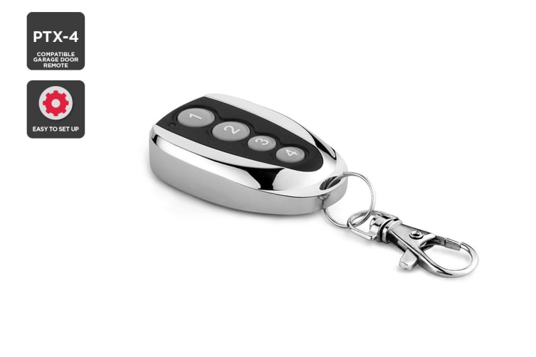 PTX-4 Compatible Garage Door Remote