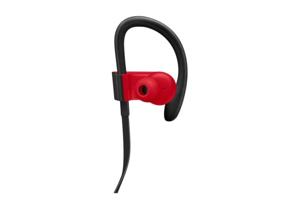 Beats Powerbeats3 Wireless Earphones (Defiant Black-Red)