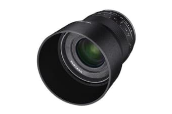 New Samyang 35mm F1.2 ED AS UMC CS M4/3 (FREE DELIVERY + 1 YEAR AU WARRANTY)