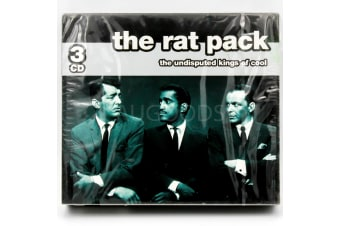 The Rat Pack - Davis Jr/Martin/Sinatra BRAND NEW SEALED MUSIC ALBUM CD