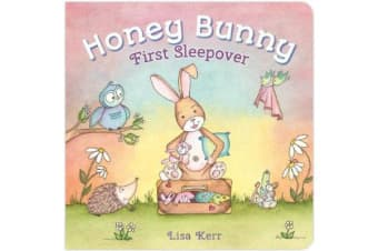 Honey Bunny First Sleepover