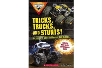 Monster Jam - Tricks, Trucks, and Stunts!