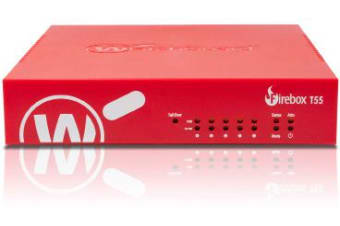 WatchGuard Firebox Trade up to T55 + 3Y Total Security Suite (WW) hardware