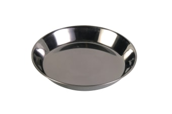 Trixie Stainless Steel Cat Bowl (Silver) (0.2 l)