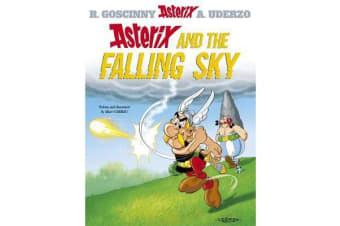 Asterix: Asterix And The Falling Sky - Album 33