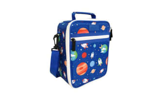 Sachi Style 225 Insulated Lunch Bag Outer Space