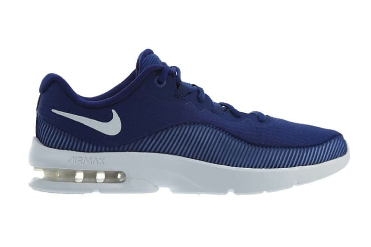 Nike Air Max Advantage 2 Men's Trainers (Deep Royal Blue/White, Size 12.5)