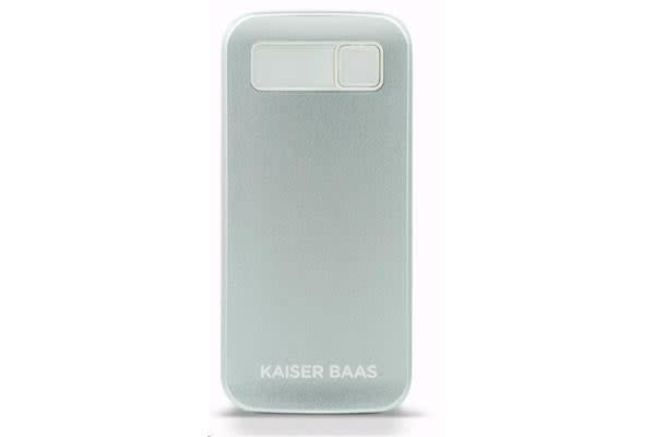 Kaiser Baas 6000 mAh Power Bank in Grey