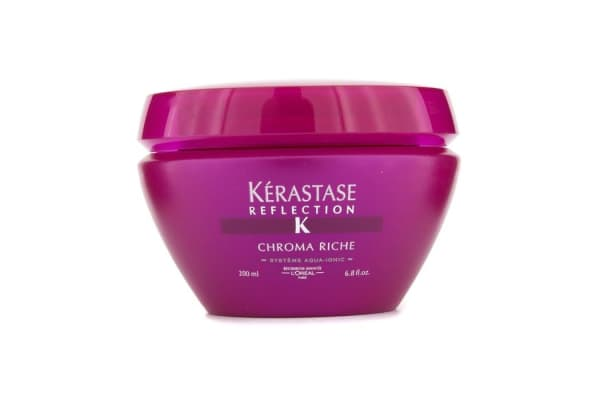 Kerastase Kerastase Reflection Chroma Riche Luminous Softening Treatment Masque (For Highlighted or Sensitised, Color-Treated Hair) (200ml/6.8oz)
