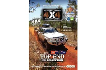 Top End 4X4 Collection 5 DVD Set
