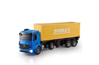 Double E 1:20 RC Mercedes Benz Arocs Container Truck Kids 6+