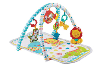 Fisher Price Colourful Carnival 3-in-1 Gym