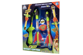 Laser Light Rocket Set