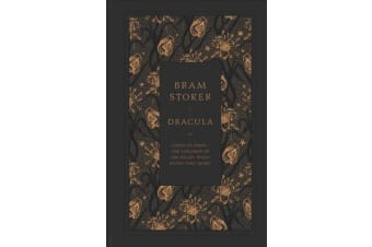 Dracula (Faux Leather Edition) - Design by Coralie Bickford-Smith