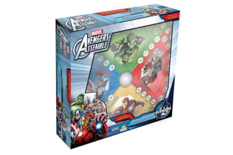 Marvel Avengers Press-O-Matic Game