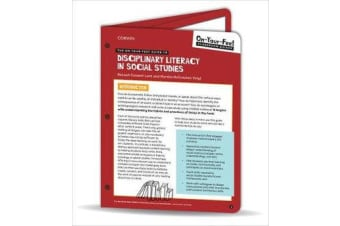 The On-Your-Feet Guide to Disciplinary Literacy in Social Studies