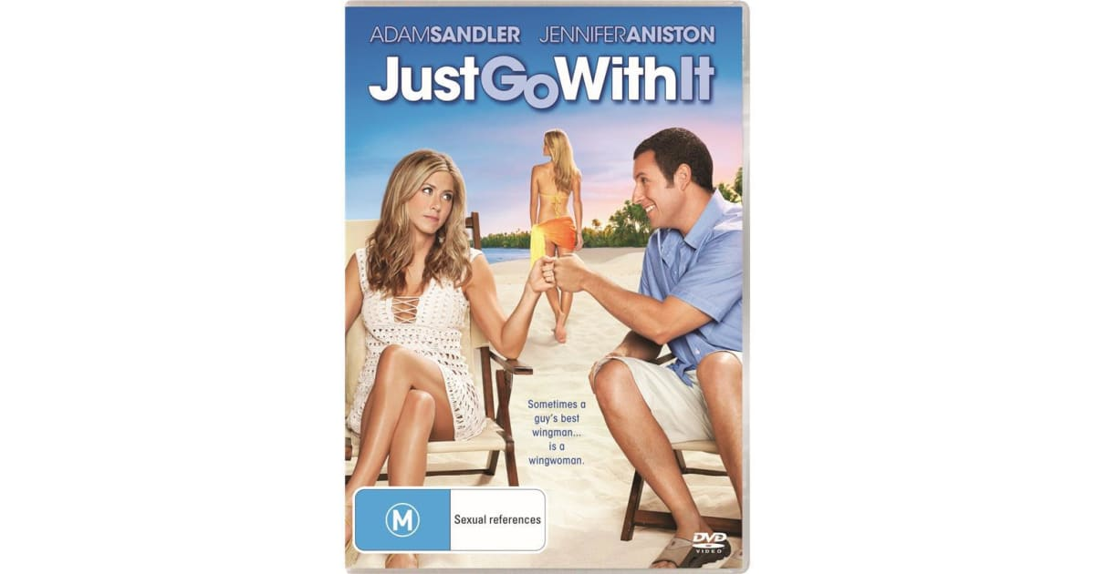 Just Go With It DVD Region 4 | Comedy |