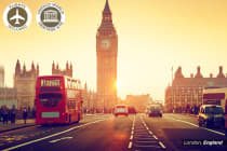 UK: 17 Day Best of UK & Ireland Including Flights for Two