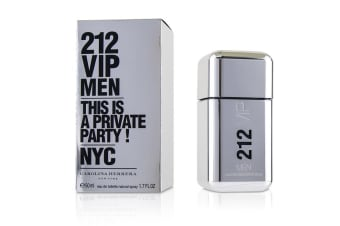 Carolina Herrera 212 VIP EDT Spray 50ml/1.7oz