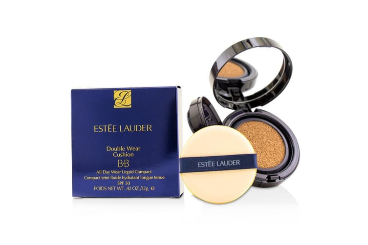 Estee Lauder Double Wear Cushion BB All Day Wear Liquid Compact SPF 50 - # 3C2 Pebble 12g