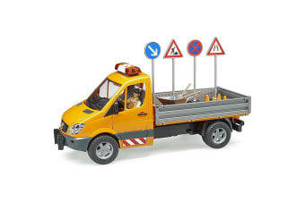 Bruder 1:16 Mercedes Benz Sprinter Municipal Vehicle