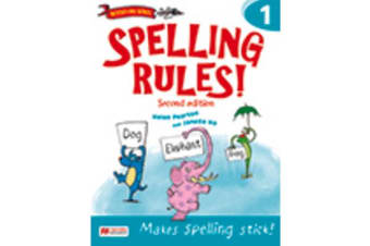 Spelling Rules! Student Book 1