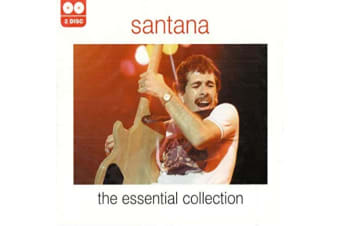 SANTANA the essential collection 2 Disc compilation greatest hits, best of NEW