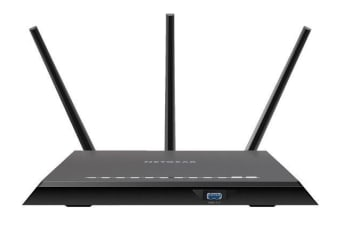 "NETGEAR ""Nighthawk"" AC2300 Smart WiFi Router - MU-MIMO Dual Band Gigabit (R7000)"