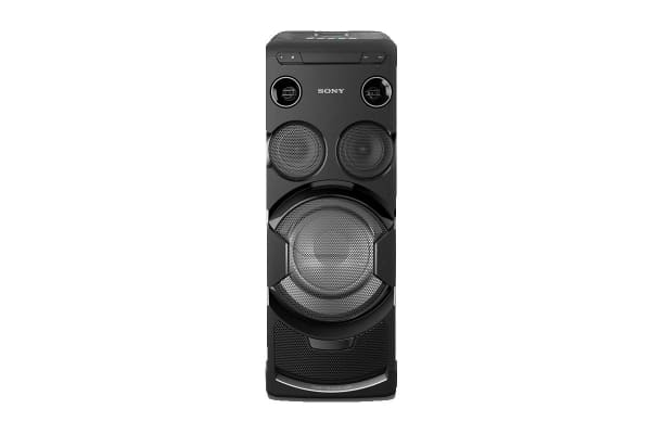 Sony Premium Floor Standing Hifi System with Wi-Fi (MHCV77DW)