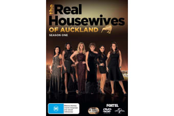 The Real Housewives of Auckland Season 1 DVD Region 4