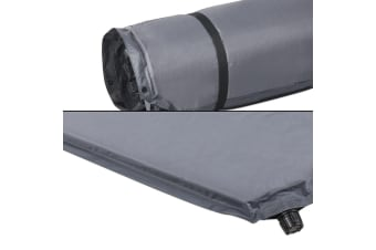 Self Inflating Mattress Camping Sleeping Mat Air Bed Pad Double