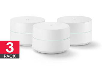 Google Wifi (White, 3-Pack)