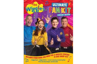 The Wiggles - Ultimate Fan Kit Concert Edition