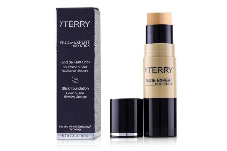 By Terry Nude Expert Duo Stick Foundation - # 5 Peach Beige 8.5g