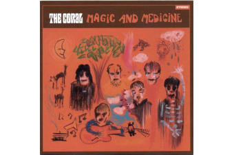 The Coral ‎– Magic And Medicine BRAND NEW SEALED MUSIC ALBUM CD - AU STOCK