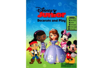 Disney Junior : Decorate and Play