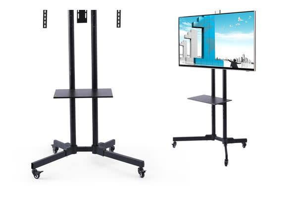 "1.8M Height Adjustable Universal 30-65"" LCD LED TV Stand"