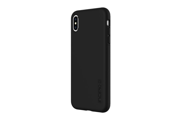 separation shoes 7d4e5 633b3 Incipio DualPro Case for iPhone Xs Max - Black