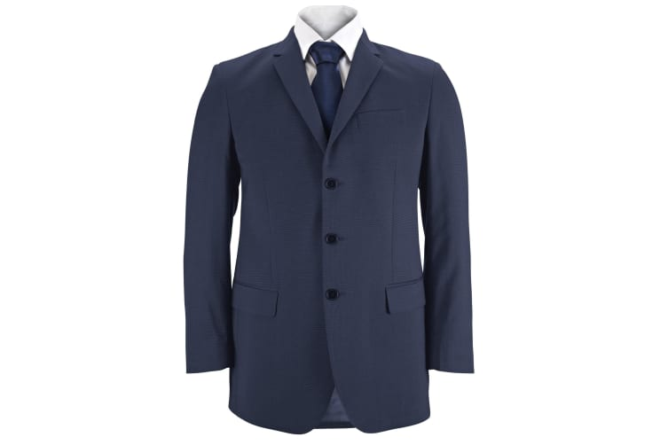 Alexandra Mens Icona Formal Classic Fit Work Suit Jacket (Navy) (46T)