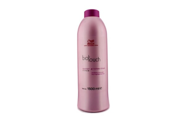 Wella Biotouch Color Protection Rinse (For Coloured and Highlighted Hair) (MFG Date : Apr 2011) (1500ml/50oz)