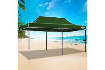 Pop Up Gazebo 3x6 Outdoor Tent Folding Wedding Marquee Gazebos GR