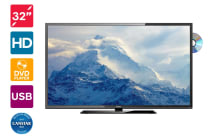 "Kogan 32"" LED TV & DVD Combo (Series 6 LH6000)"
