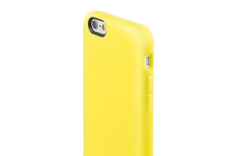 Switcheasy Tough Case Cover/Bump Shock/Impact for iPhone 6 Plus/6S + Yellow