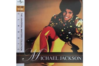 MICHAEL JACKSON Classic Collection BRAND NEW SEALED MUSIC ALBUM CD - AU STOCK