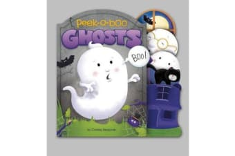 Peek-a-Boo Ghosts