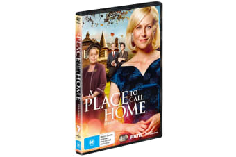 A Place to Call Home: Series Four DVD