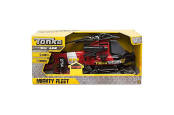 Tonka Mighty Fleet Police Helicopter